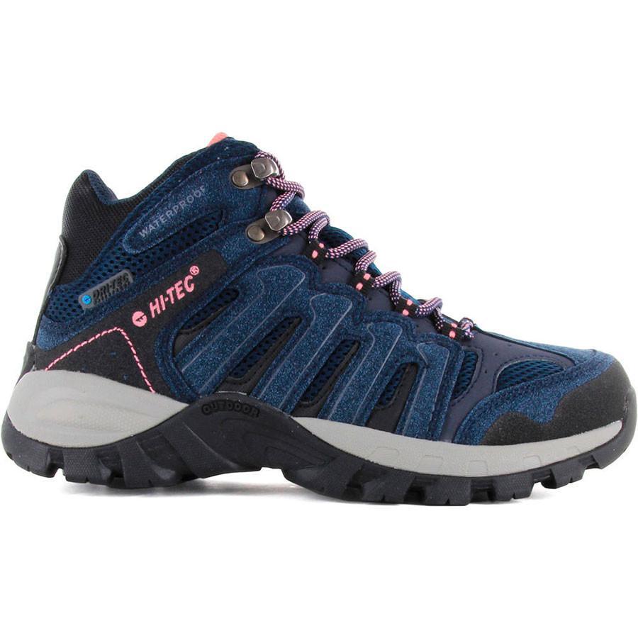 zapatillas trekking hi tec