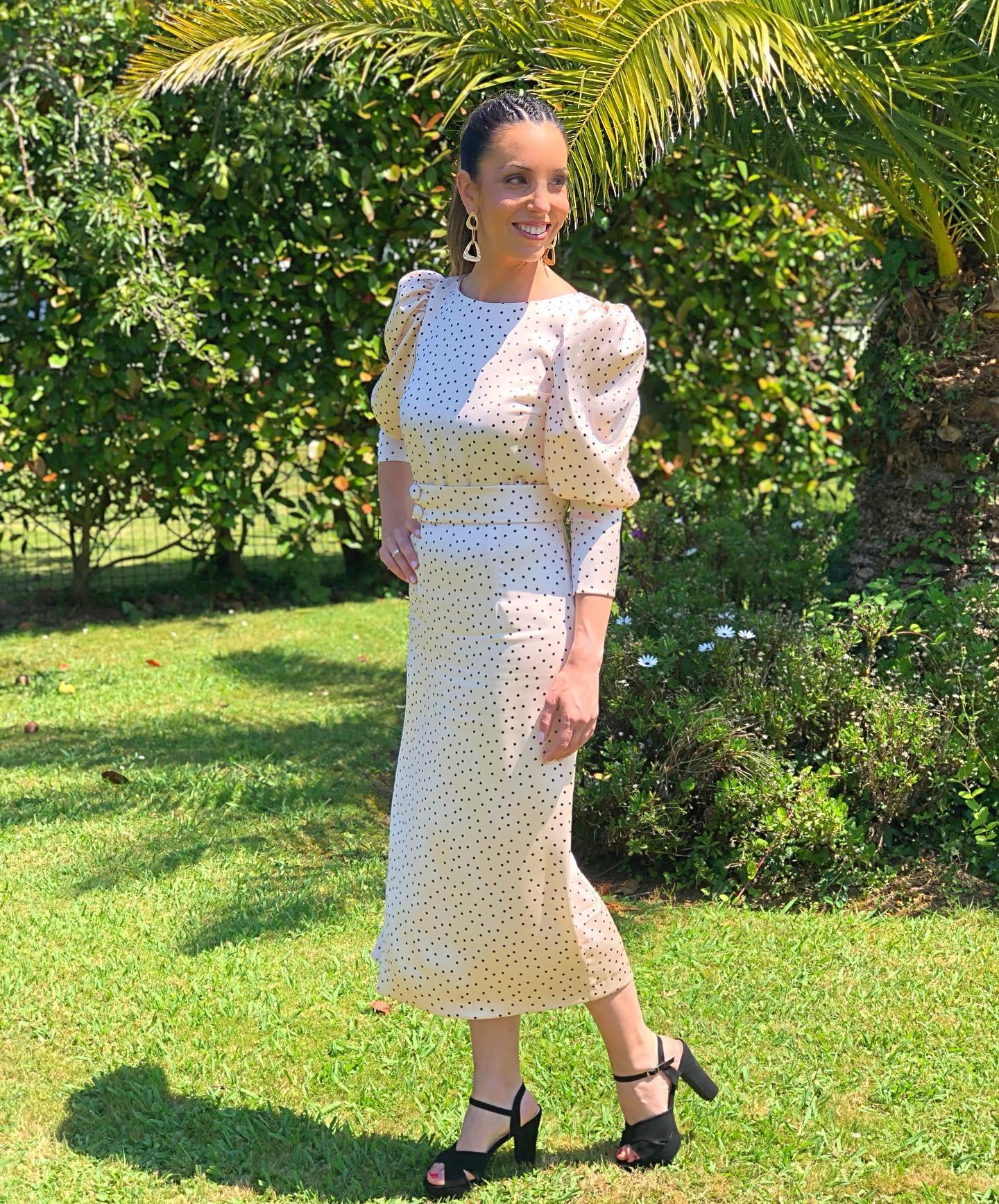 Vestido Midi Simone