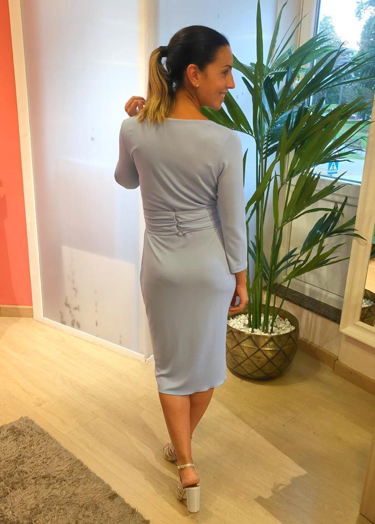Vestido Midi Niza