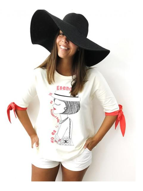 CAMISETA ESENCIA KEEP AND TRENDY