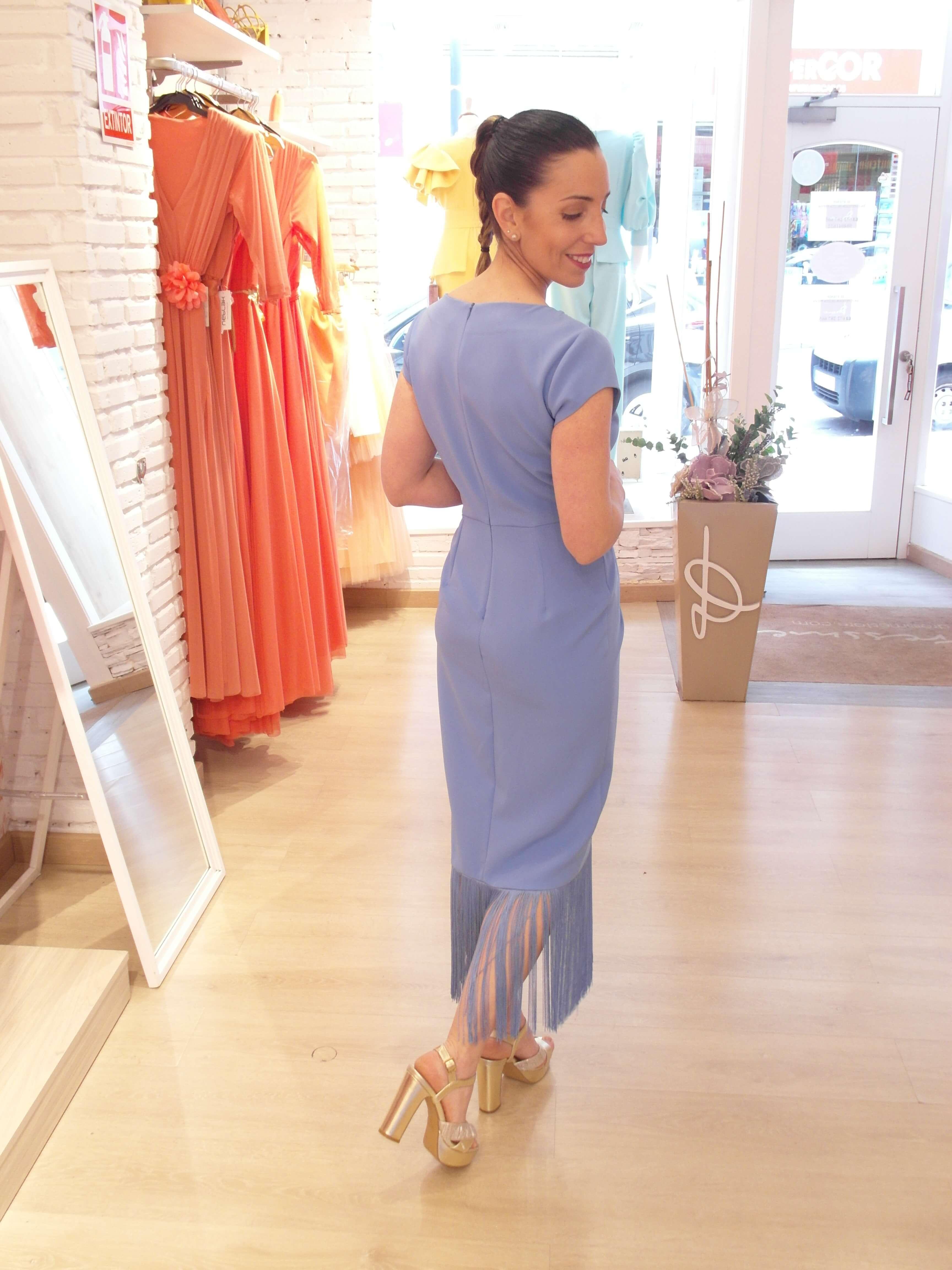 Vestido Cinzia