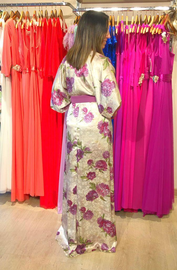 Vestido Estampado Aiko