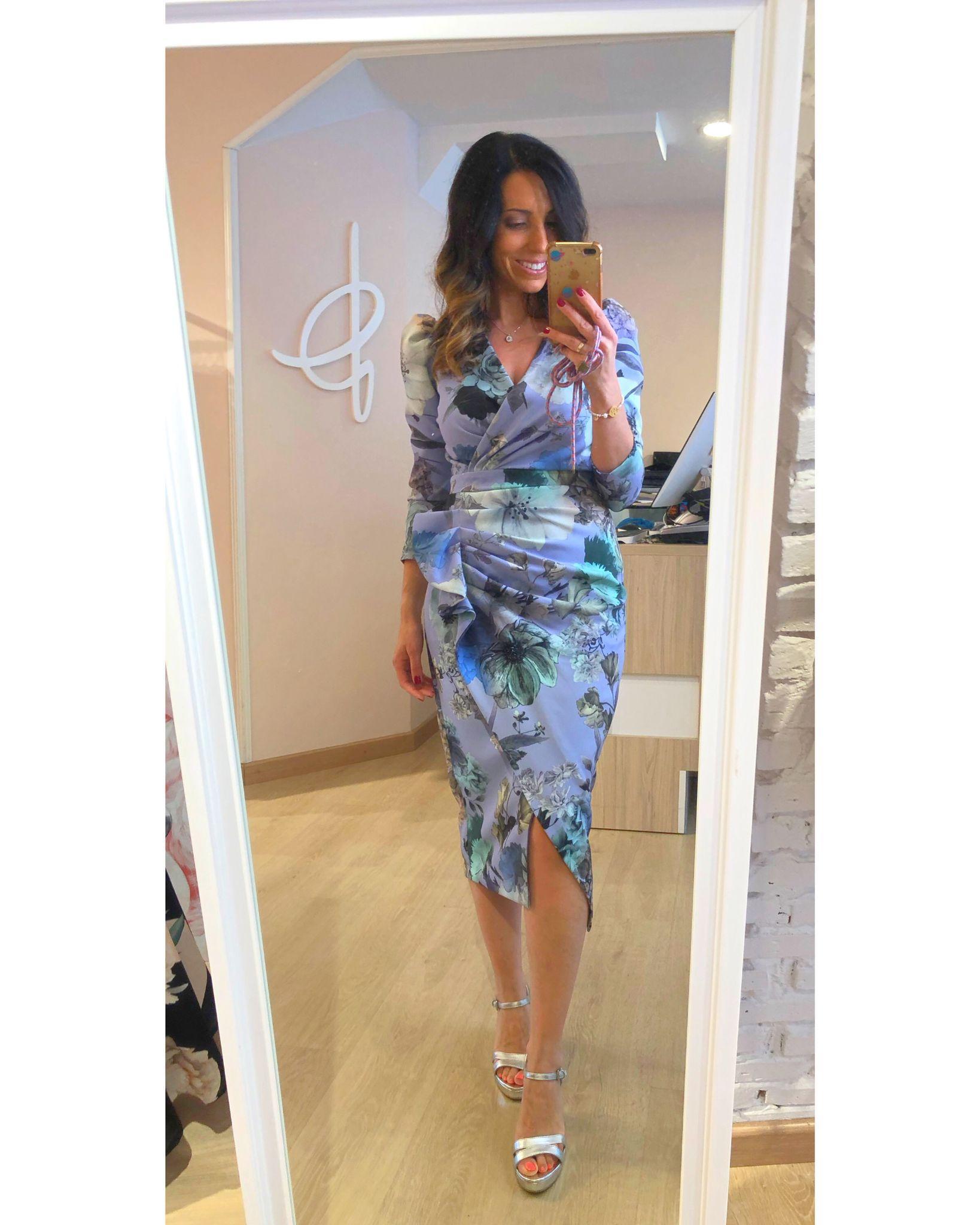 Vestido Midi Giovanna