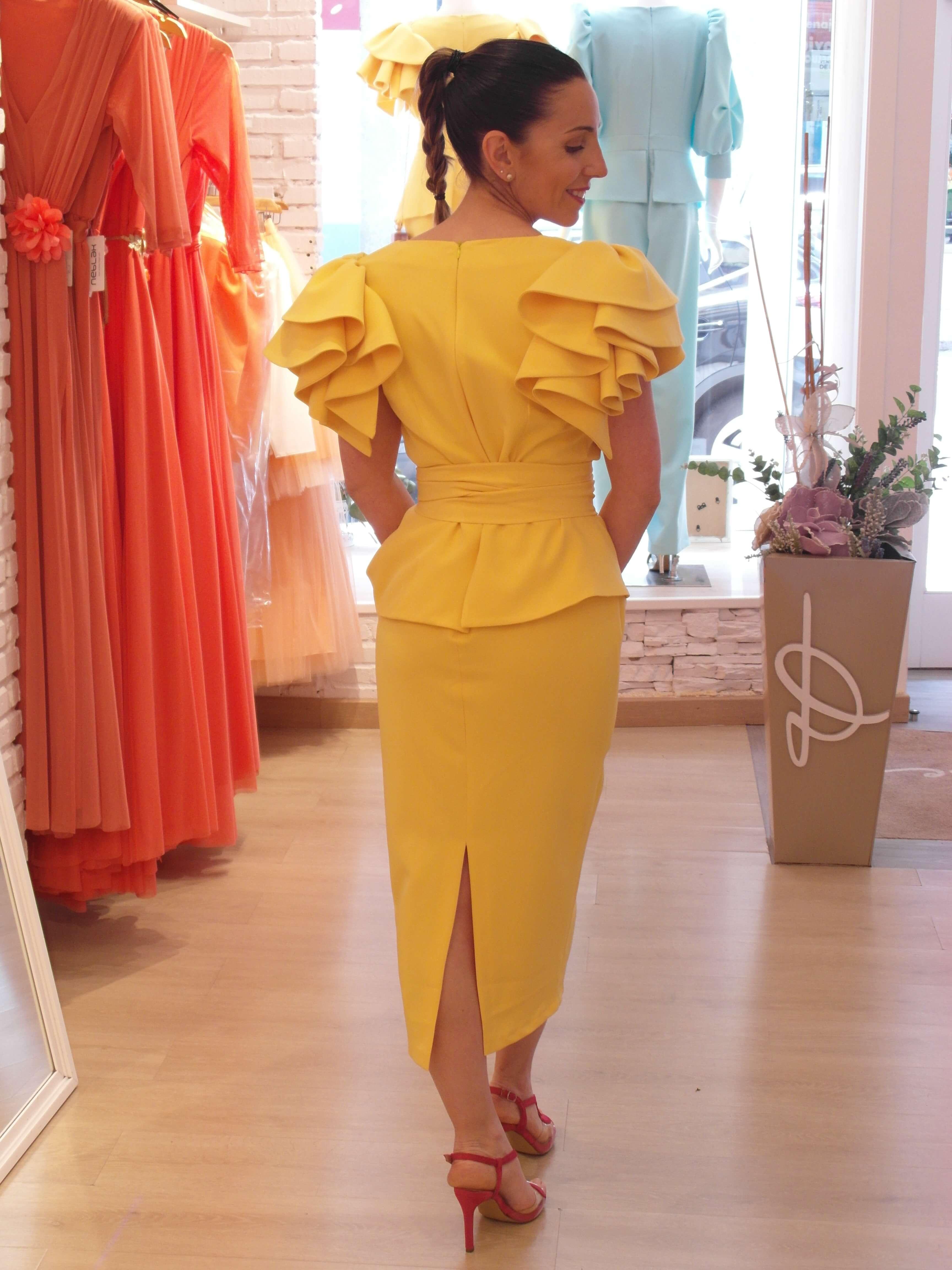 Vestido Midi Victoria