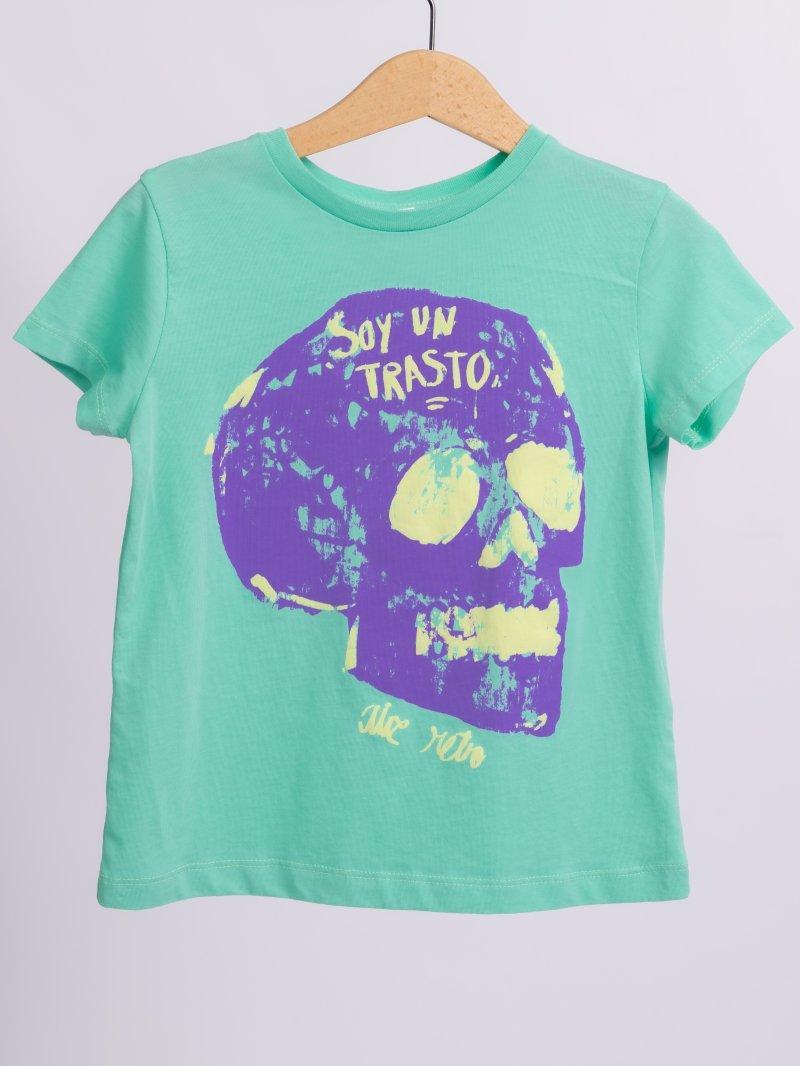 Camiseta 100% Algodón.