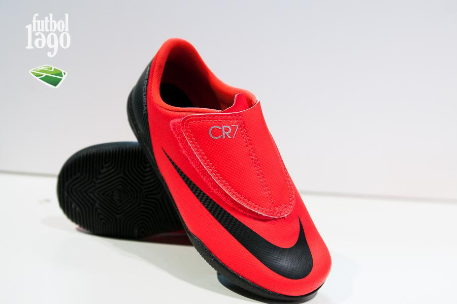 JR VAPOR 12 CLUB CR7 IC ROJO