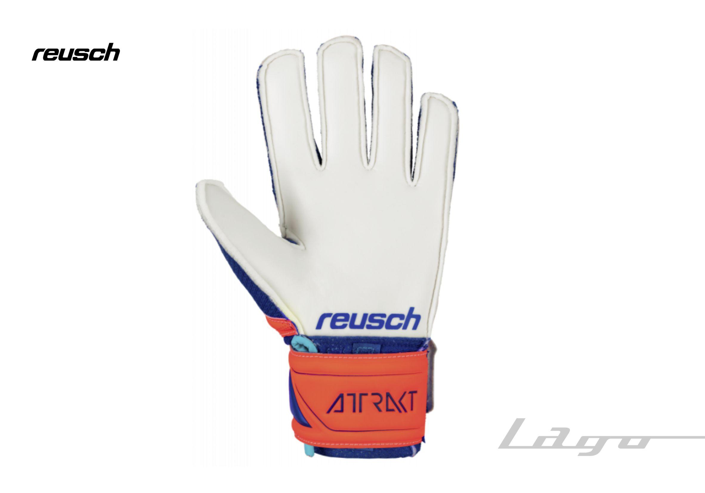 ATTRAKT SD OPEN CUFF JR NARANJA/ROYAL