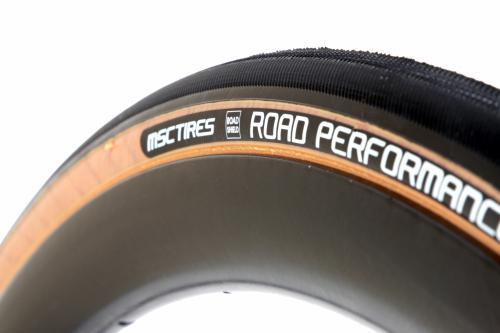 MSC Road performance Plus 700x25 60 tpi road shield Br