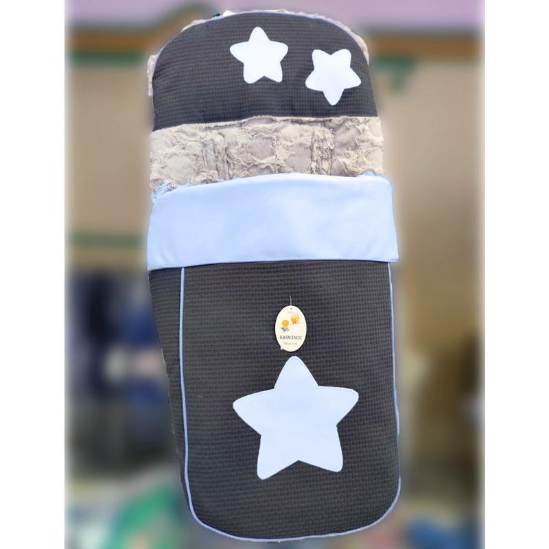 Saco Silla Universal Neox Estrella Napa Pelo