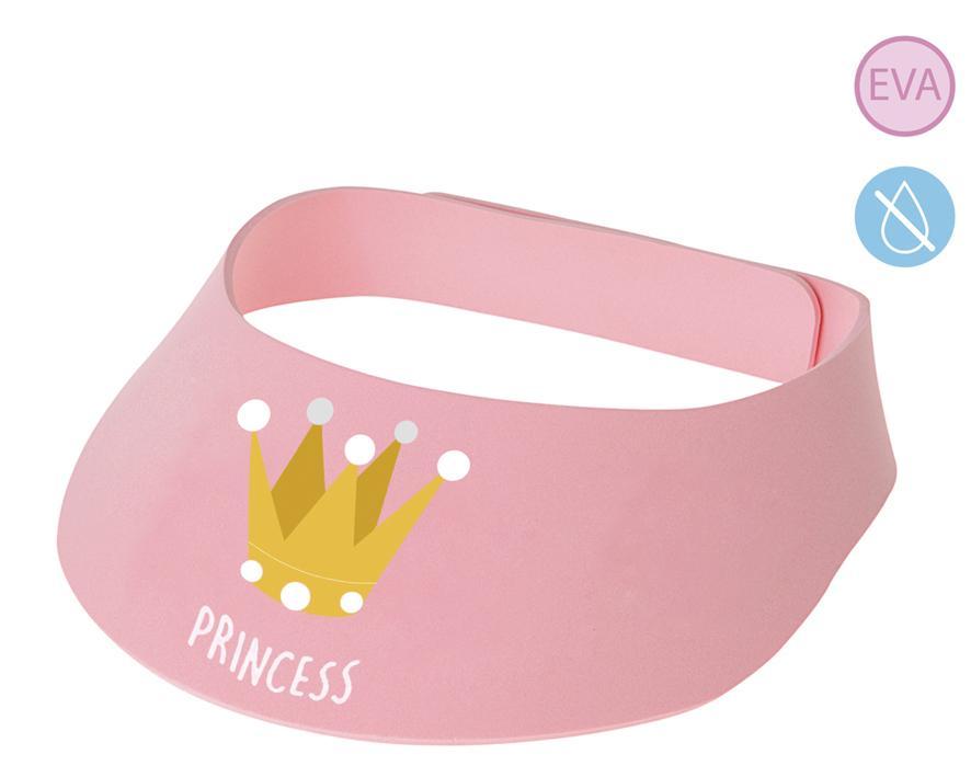 Visera Anti-Lágrimas Princess de Kiokids