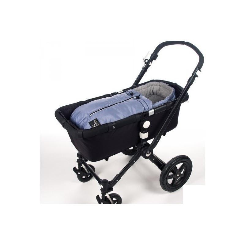 Walking Mum Saco capazo/grupo0 Urban Baby Blue