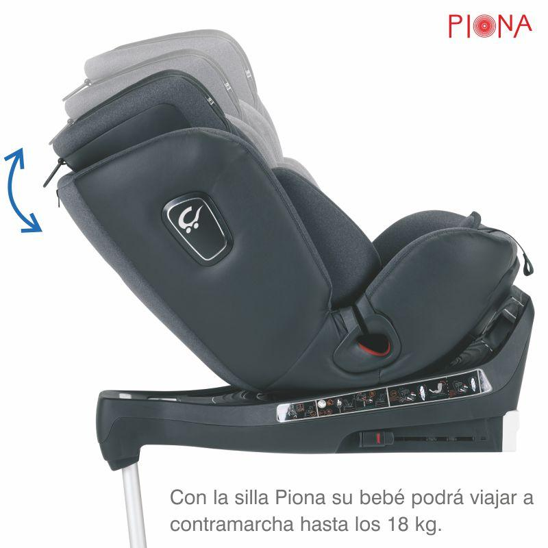 Silla de Auto Piona All Groups en Lolly Pop Baby Shop