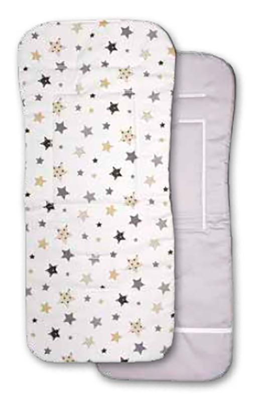 Colchoneta Reversible Estrella