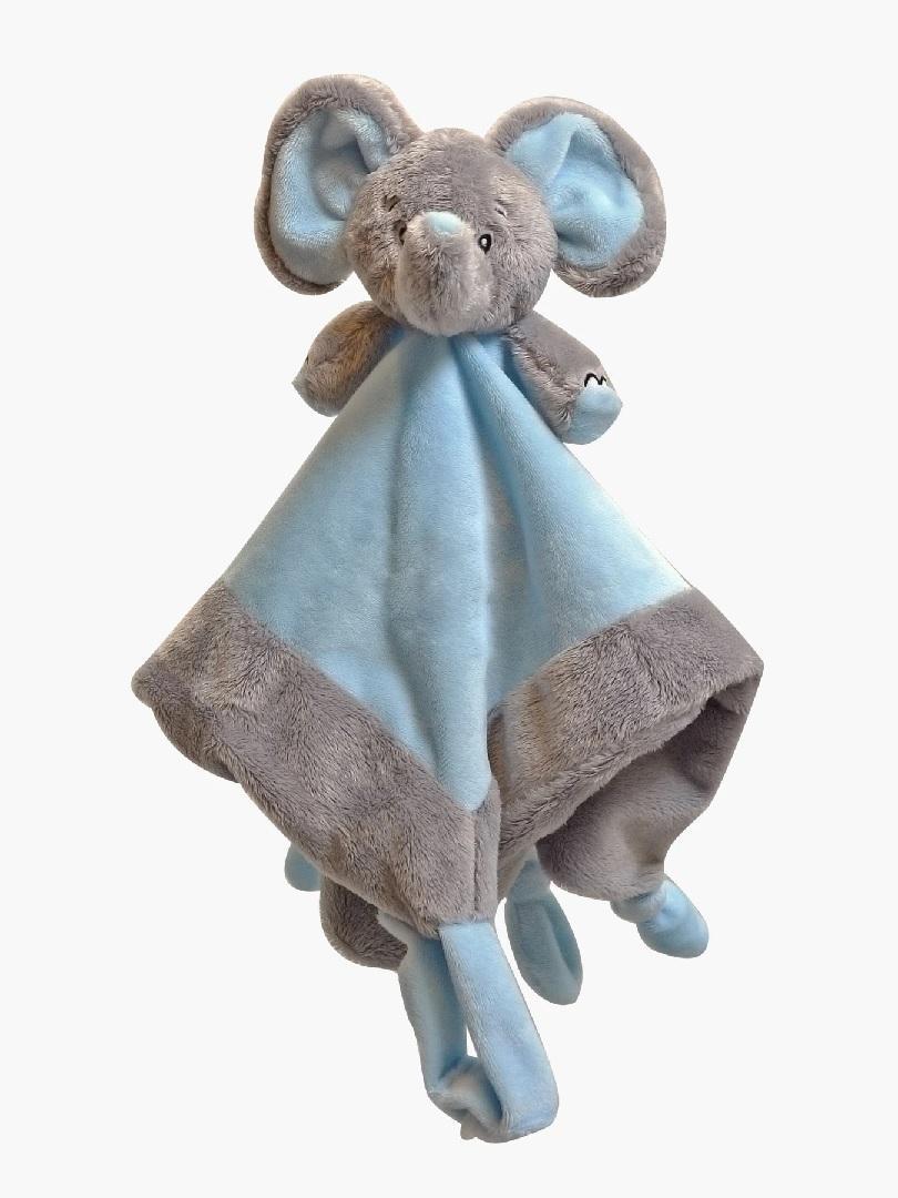 My First Elephant Dou Dou Azul de My Teddy Original