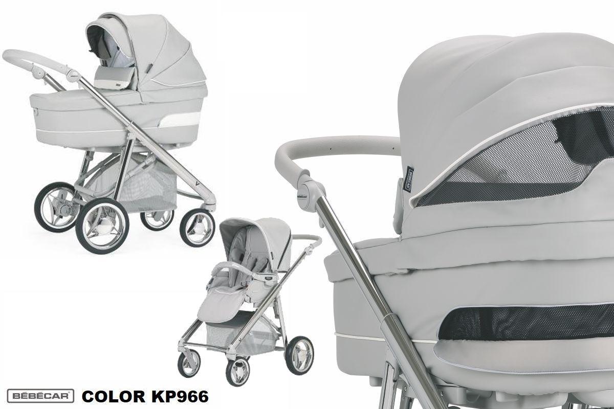 Pack V Pluma Dúo Bebecar Special Chasis Cromado 2021