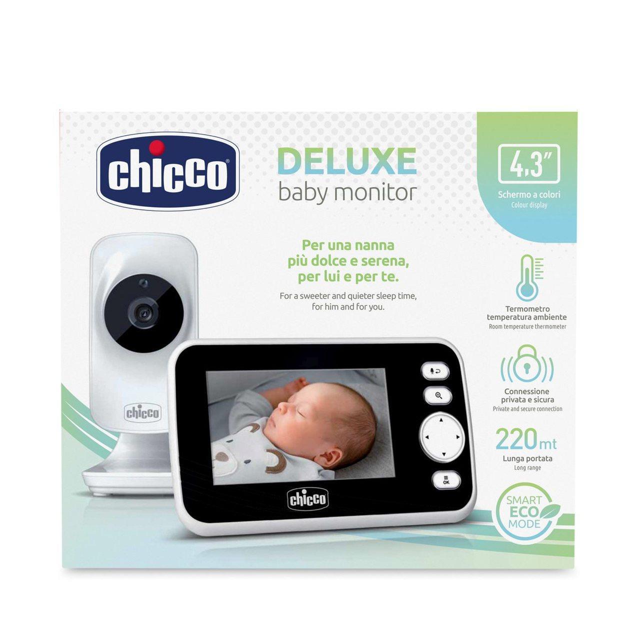 Vigila Bebés Video Deluxe Chicco