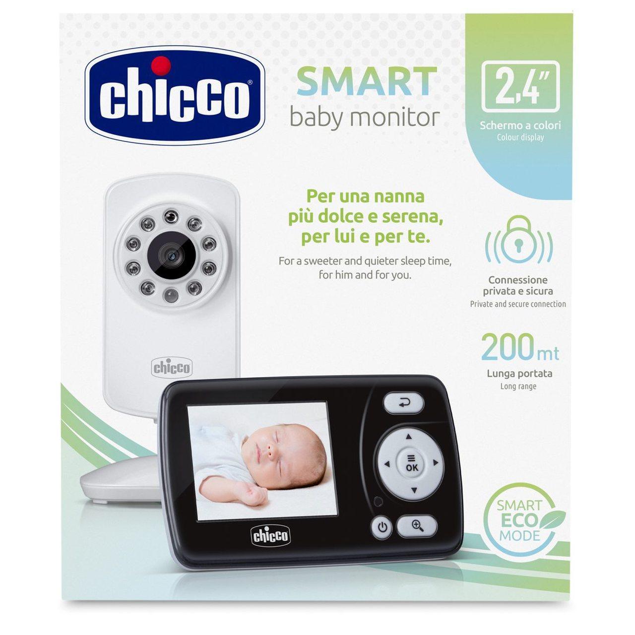 Vigila Bebés Video Smart Chicco