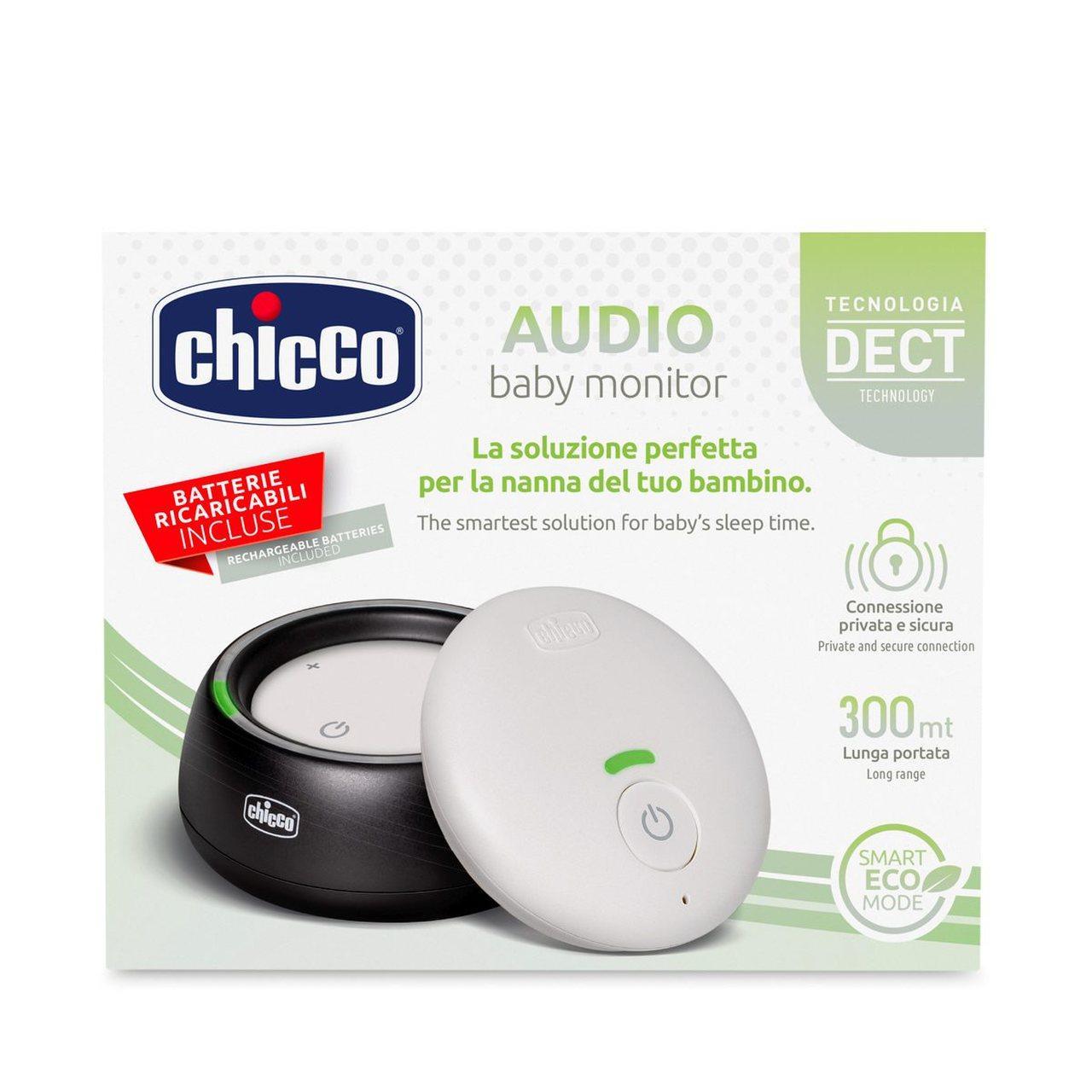 Vigilabebés Audio Monitor Dect Chicco