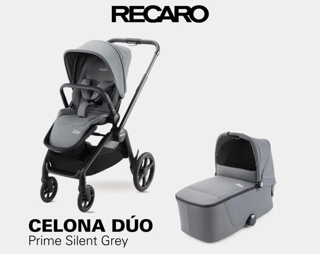 Celona Prime Dúo Recaro