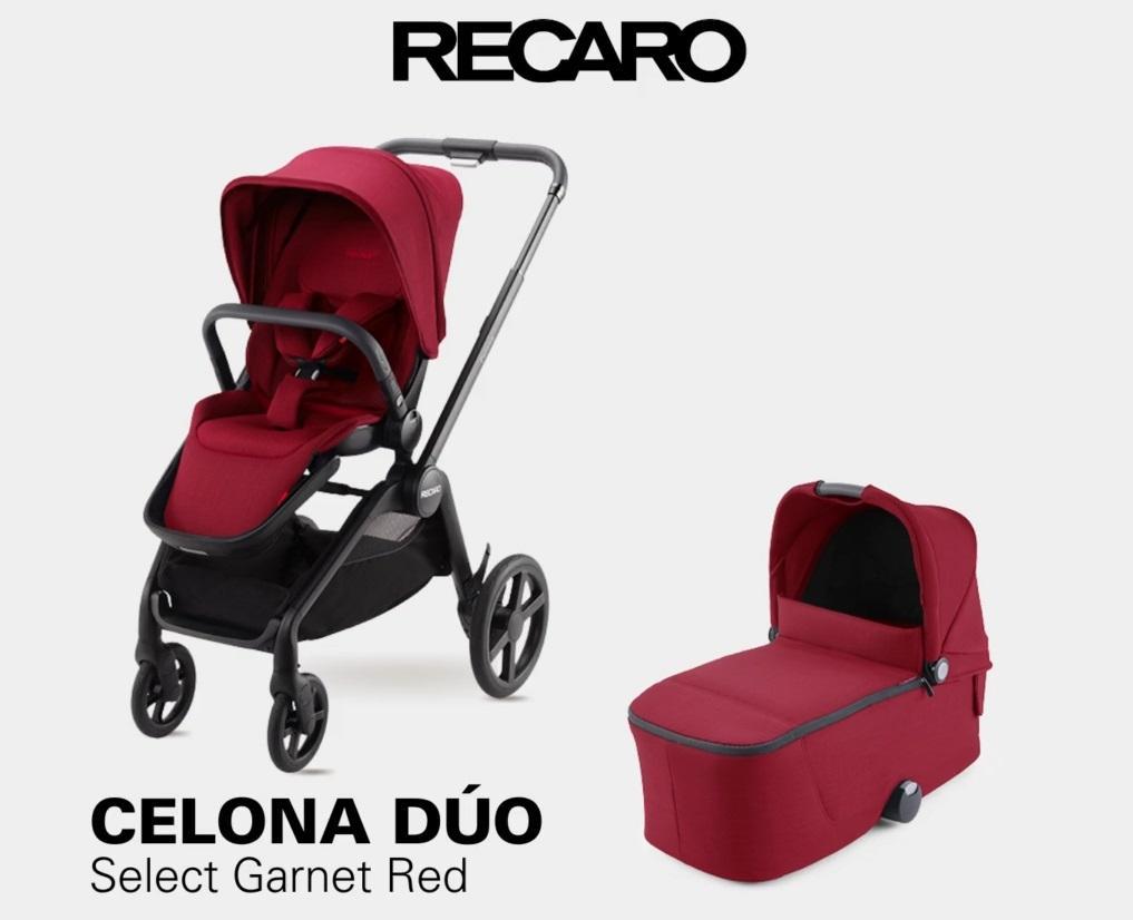Celona Select Dúo Recaro
