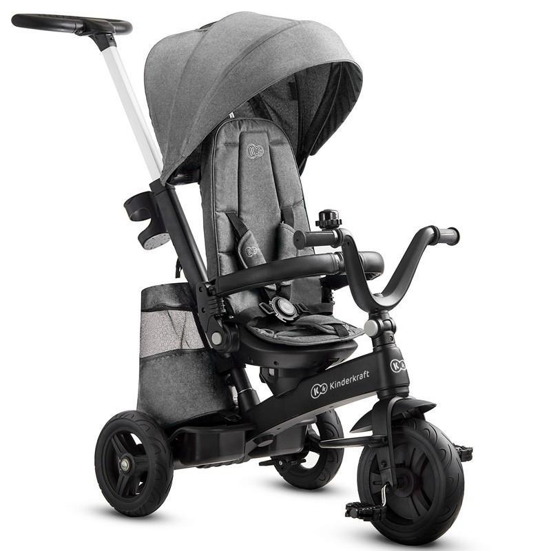 Triciclo con manillar Reversible Easytwist de Kinderkraft