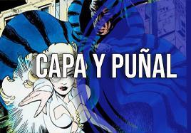 CAPA Y PUÑAL