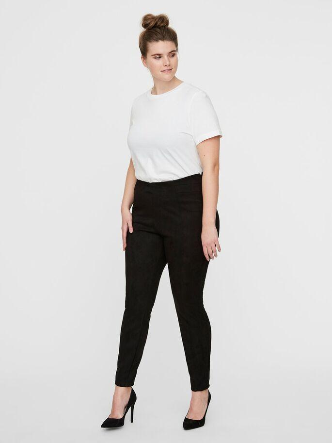 SLIM FIT LEGGINGS CURVY