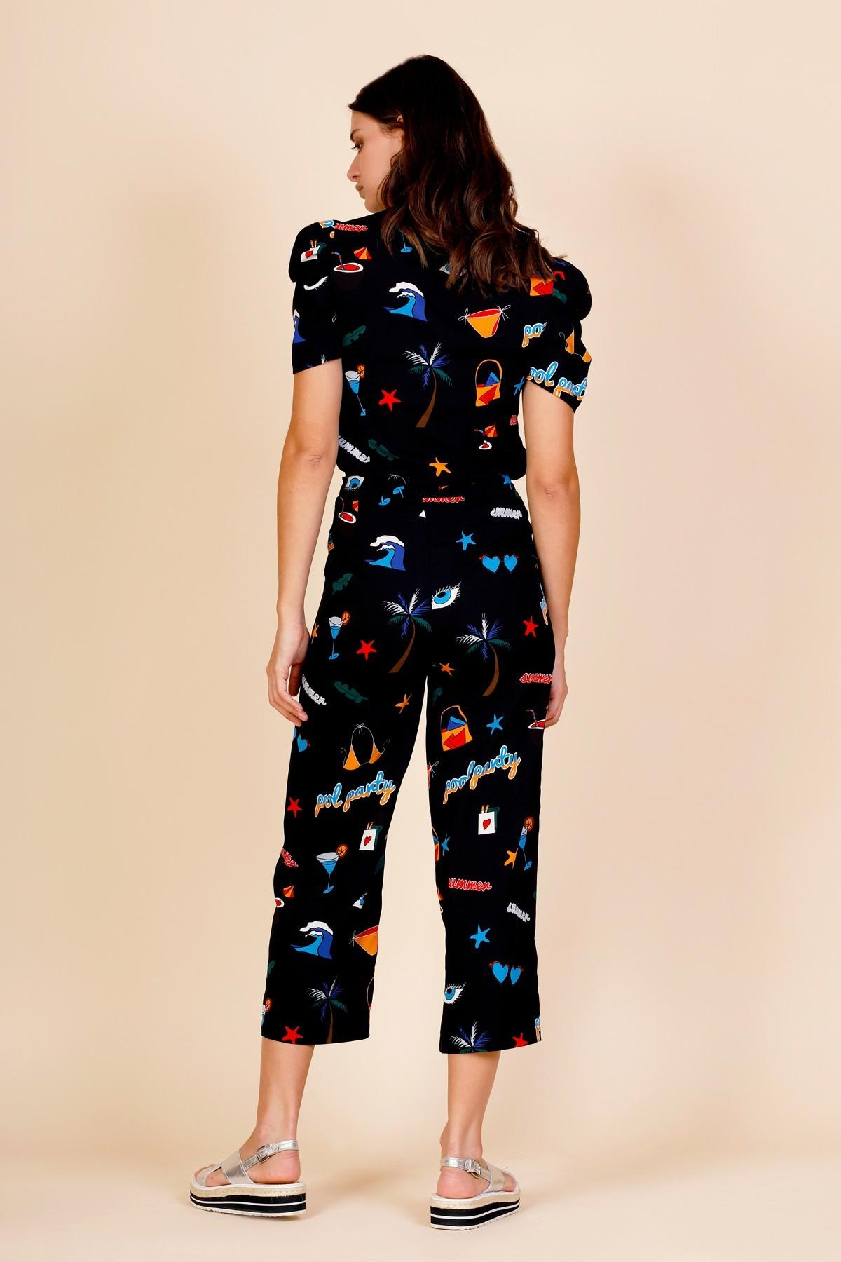 POOL PARTY TROUSERS