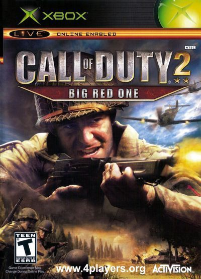 CALL OF DUTY 2. BID RED ONE