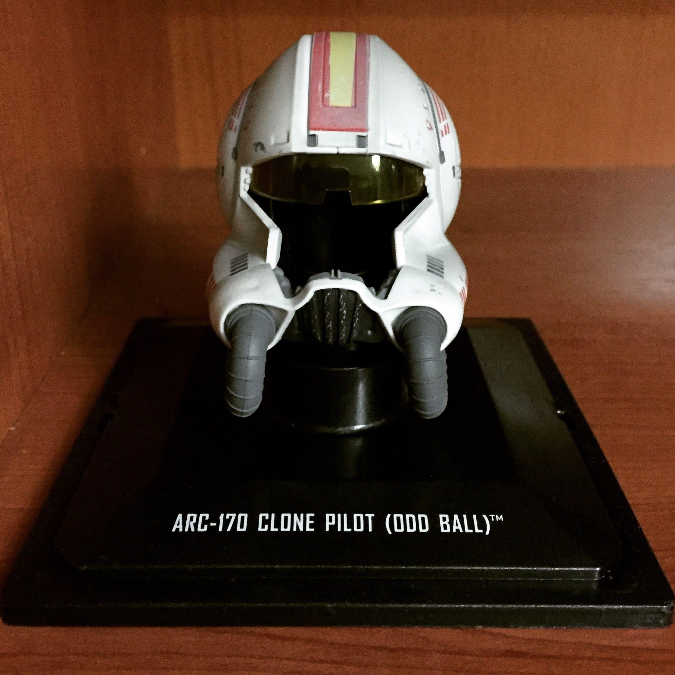 CASCO ARC-170 CLONE PILOT