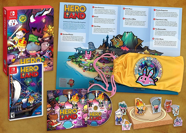 HERO LAND KNOWBLE EDITION