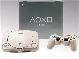 PLAYSTATION ONE EN CAJA