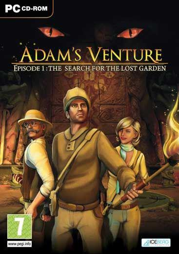 ADAM´S VENTURE EPISODIO 1