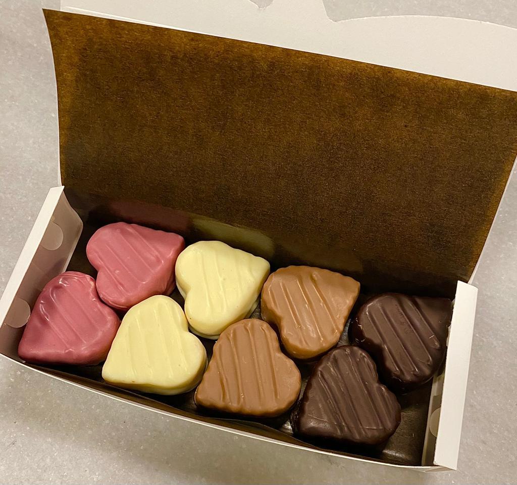 Mix bombones de San Valentín
