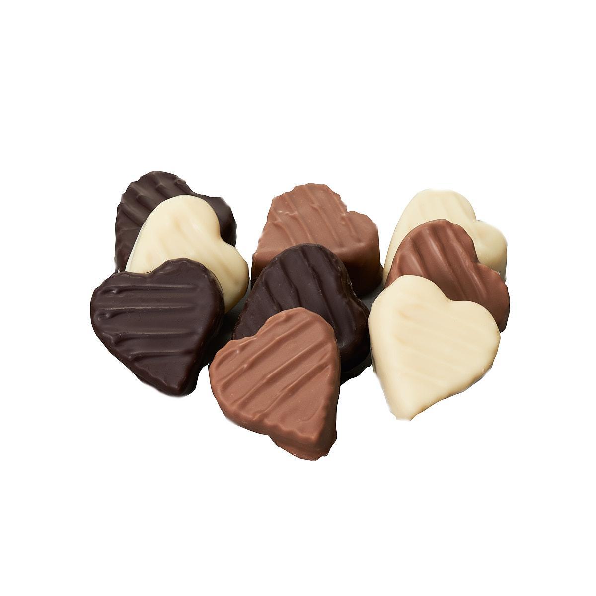 Bombones de San Valentín