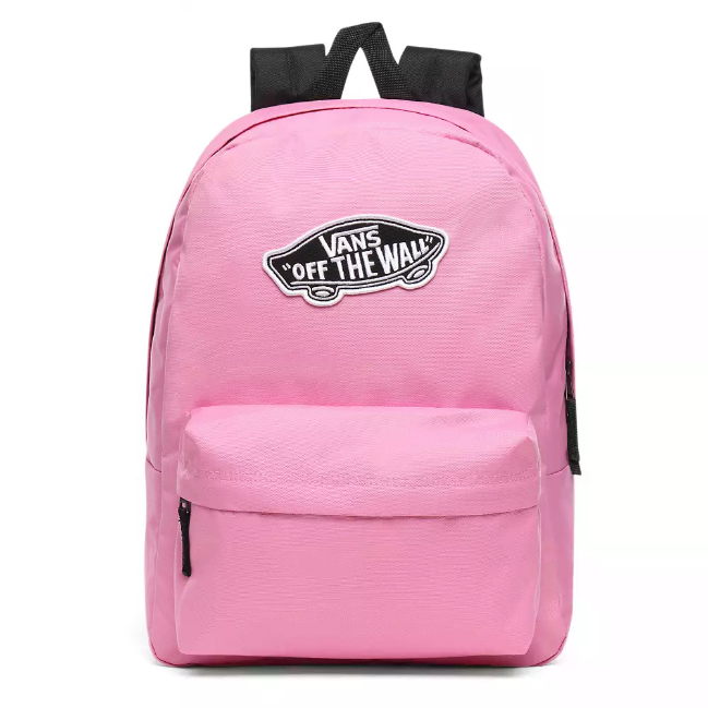 REALM BACKPACK FUCHSIA PINK VANS