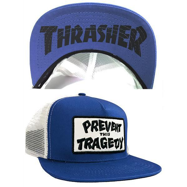 PREVENT THIS TRAGEDY THRASHER