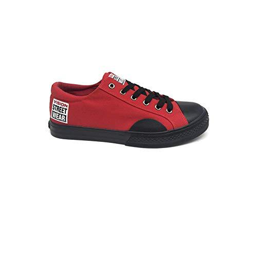 VISION SHOE RED