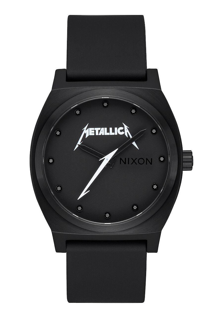 Time Teller All Black / Metallica NIXON