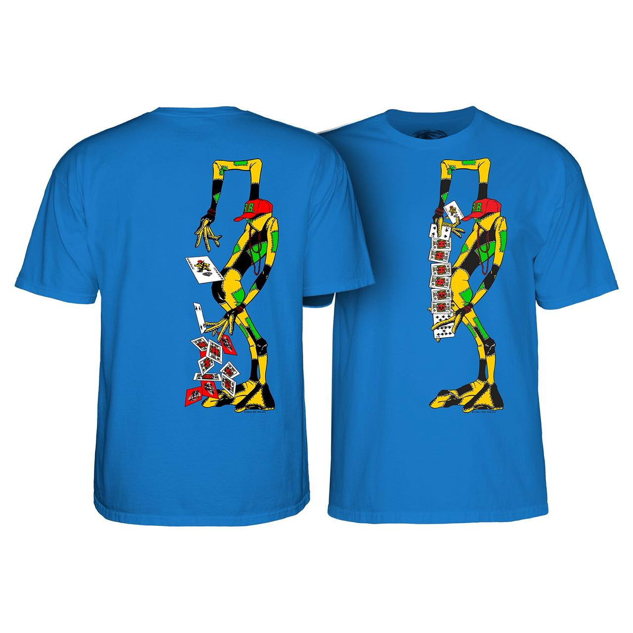 TEE RAY BARBEE ROYAL BLUE POWELL PERALTA