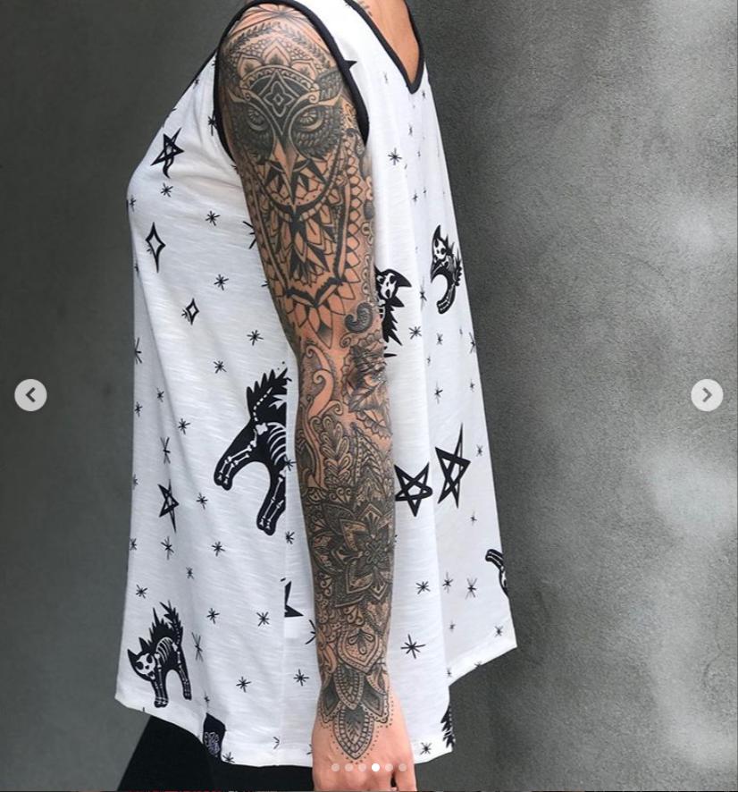 Camiseta magia DARK SHHEPS