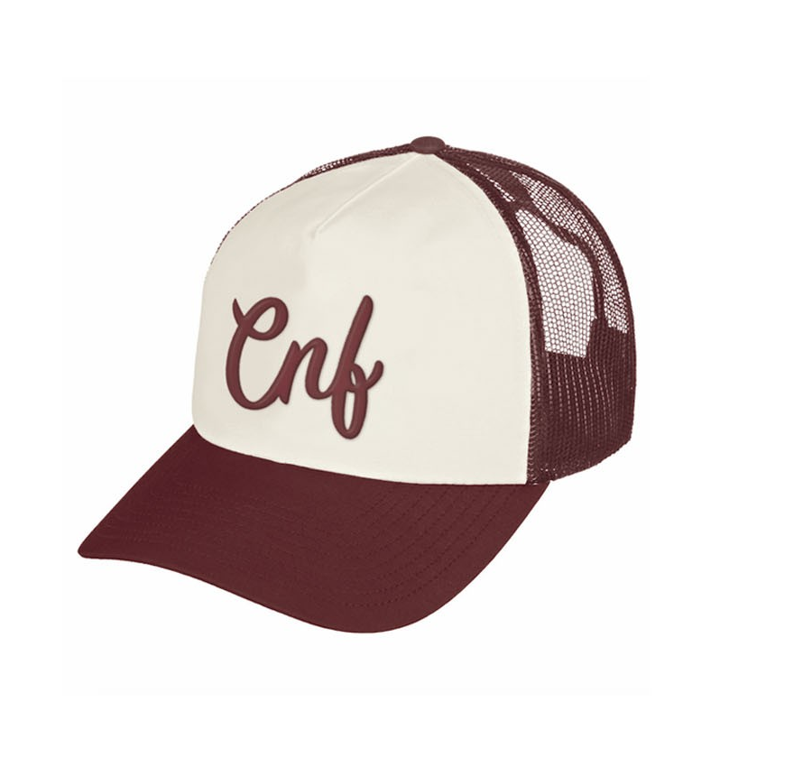 CNF ORIG SPORT TRACKER CAP CONFUSION