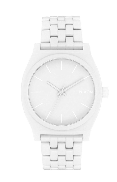 Time Teller All White NIXON