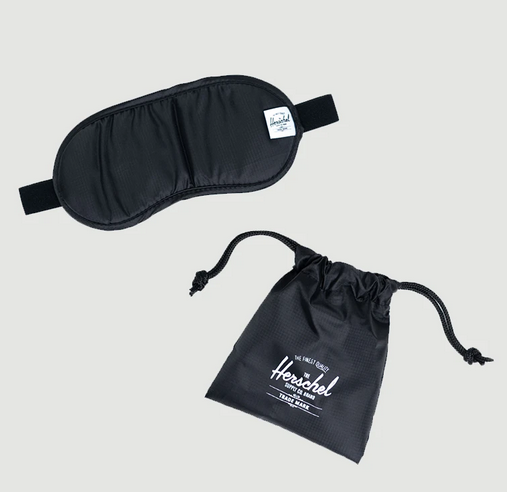 EYE MASK BLACK HERSCHEL