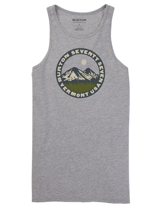 CARTA TANK GRAY HEATHER BURTON