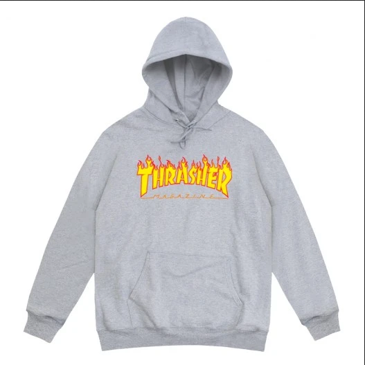 Flame Pullover Hood THRASHER