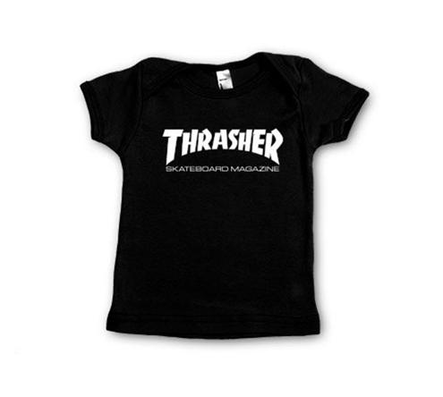 SKATEMAG BLACK THRASHER