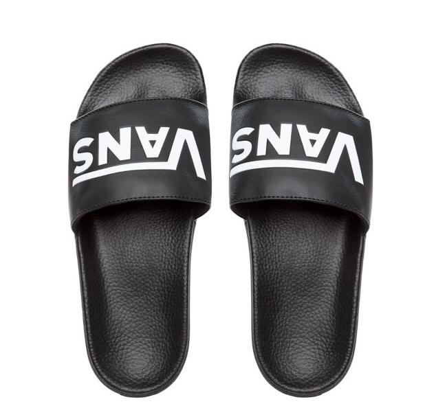 Slide-On BLACK VANS