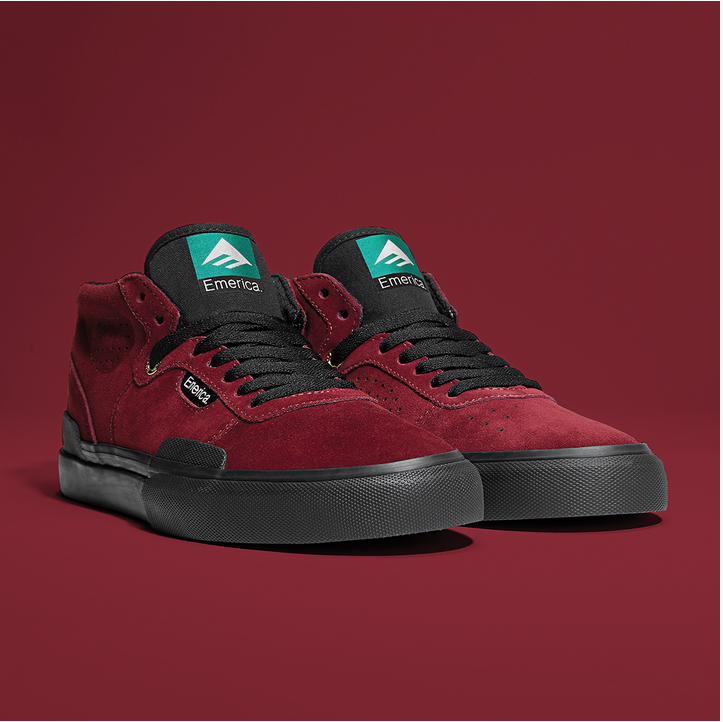 THE PILLAR OXBLOOD EMERICA