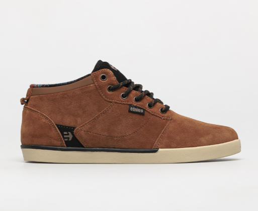 JEFFERSON MID BROWN/BLACK/TAN ETNIES